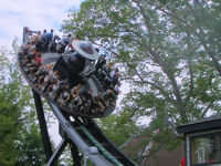 Kennywood Park - Cosmic Chaos!