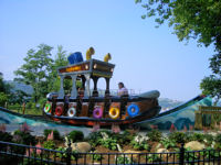 Kennywood Park - S.S. Kenny