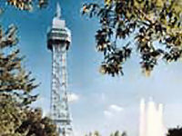 Kings Dominion - Eiffel Tower