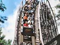 Kings Dominion - Grizzly
