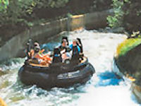 Kings Dominion - White Water Canyon