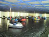 Kings Dominion - Dodgem