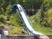 Lake Compounce - Saw Mill Plunge