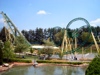Lake Compounce - Zoomerang