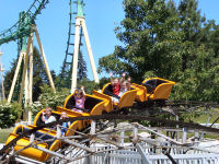 Lake Compounce - Kiddie Coaster