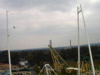Lake Compounce - Sky Coaster