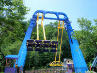 Lake Compounce - Thunder & Lightening